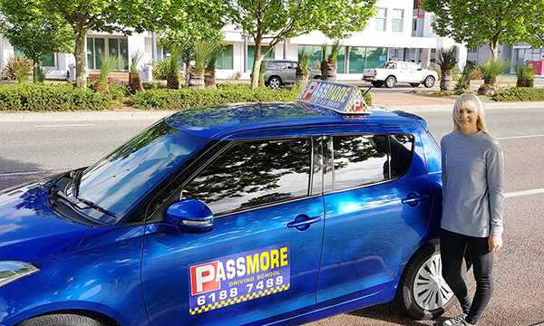 more pass at passmore driving school