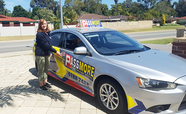 Passmore driving school automatic & manual driving lessons