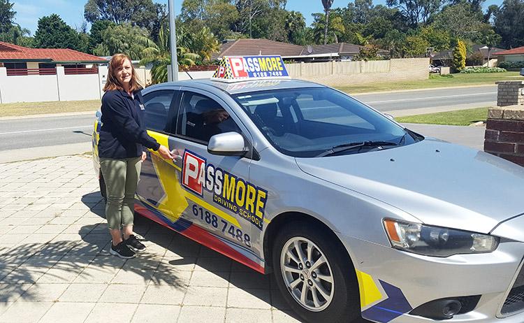 passmore driving instructors